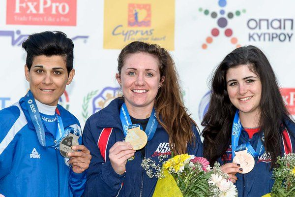 The International Shooting Sport Federation (ISSF) season has begun at the Cyprus World Cup. Our WONderful Olympic Women are doing awesome! Craft Wins Gold, Jacob Bronze at Cyprus World Cup http://www.womensoutdoornews.com/2016/03/craft-wins-gold-jacob-bronze/ via @teamwon