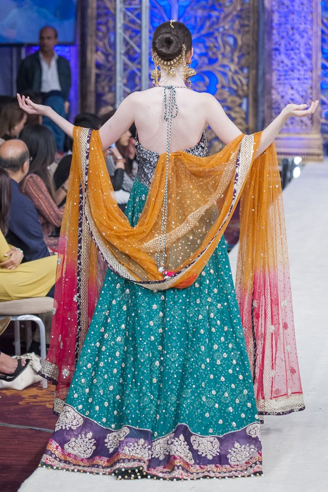 2014 Bridal Zainab Chottani Collection