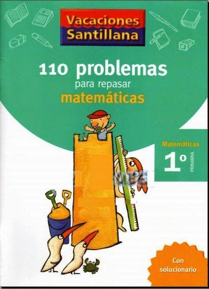 110 Problemas de Matematicas + Solucionarios | Planeaciones Gratis