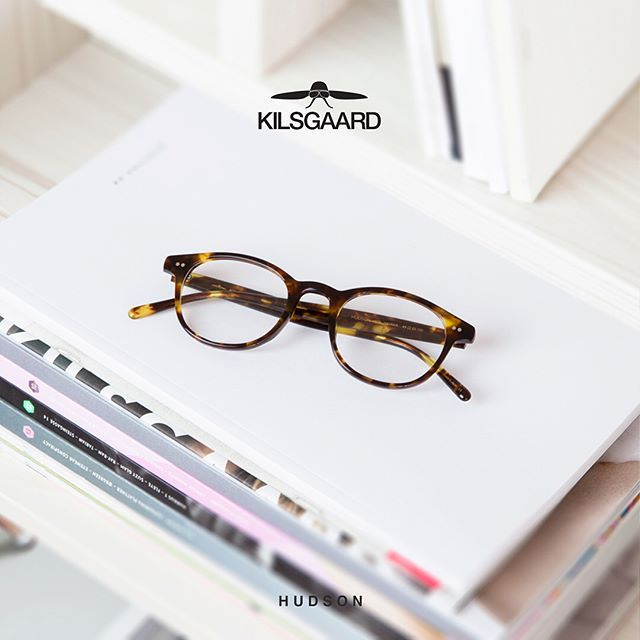 """It's finally time for some Danish """"hygge"""". The temperature has dropped and many of us feel like curling up under a blanket on the couch, reading a good book while sipping hot chocolate. We think our Hudson in havana color is the perfect winter companion for you!⠀  __⠀  #kilsgaardeyewear #eyewear #kilsgaardacetates⠀  #glasses #frames #handmade #madeinjapan #briller #kilsgaardvibes #winter ⠀"""