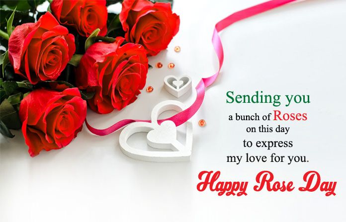 Cute And Beautiful Rose Day Greetings For Lover Rosedaygreetings Rosedaycards Greeting Wishes Messag Wishes For Husband Wishes Images Valentine Day Week