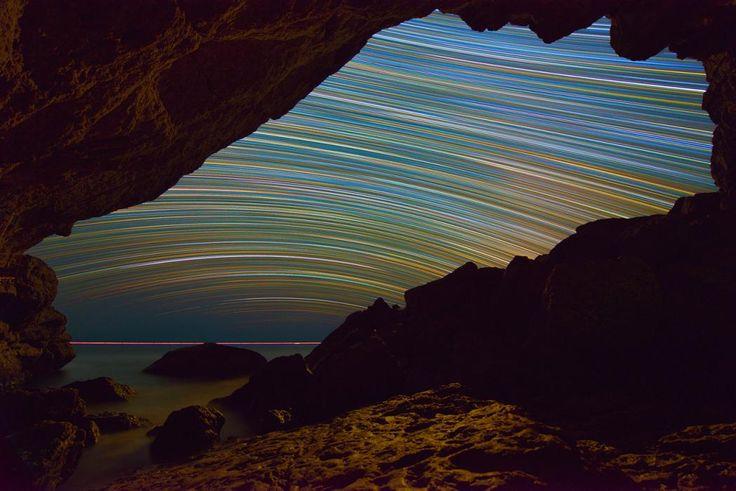 Star Trails 04 - Evgeniy Zaytsev Russia