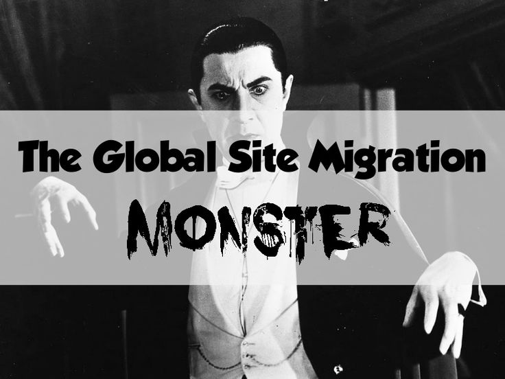 Taming the Global Site Migration Monster by Kate Dreyer #BrightonSEO 2014