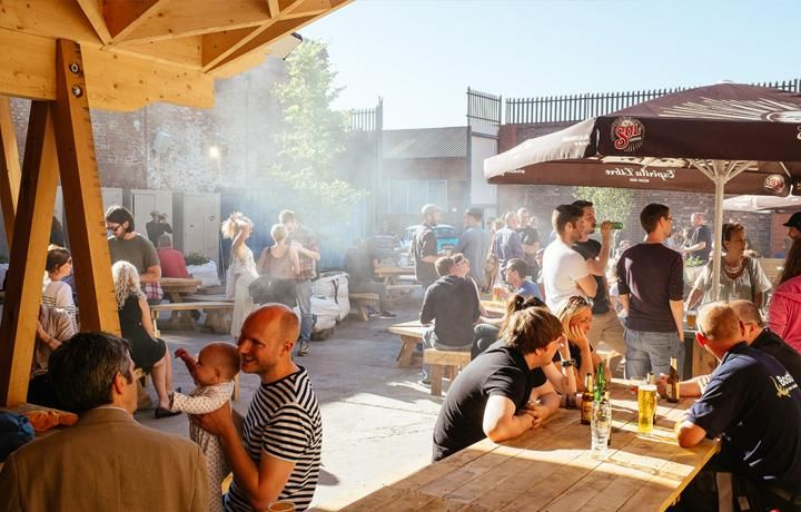 Visit Constellations for a family BBQ, or evening Club night. #Liverpool's top social event spaces