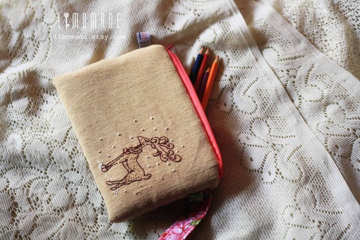 visit us on Etsy limomade.etsy.com  #handmade #handembroidery #embroidery #embroiderypattern #needlecraft #pouch #cosmeticpouch #pencilcase #etsy #etsyshop #onlineshop #limomade #semarang #indonesia #worldwide