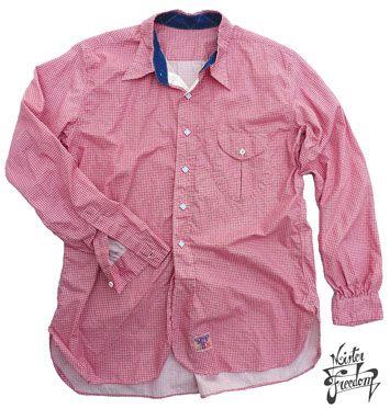 Prairie Shirt Madder