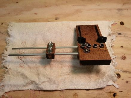 DIY Precision Dowel Jig