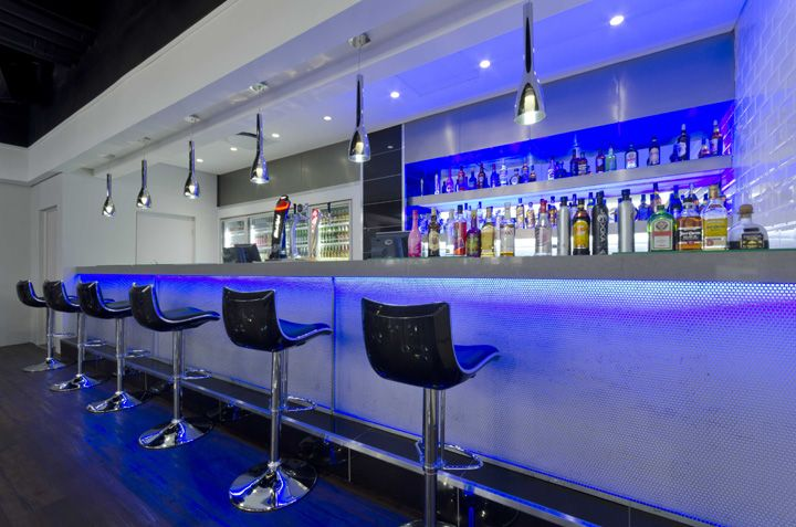 The Fun Company bowling alley bar by Black Sheep Design Johannesburg  South Africa 05