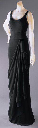 Elsa Schiaparelli 1931-32, Philadelphia Museum of Art. love the skirt