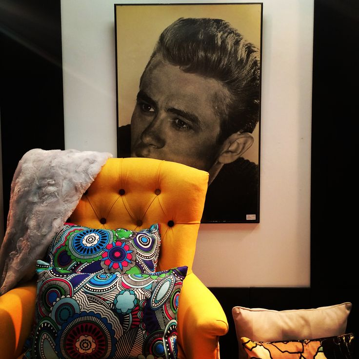 Vintage James Dean picture printed in England now for sale with Antique arm chair. . #jamesdean #vintage @www.homme.net.au  @ww.hommeupholstery.com.au #interiors #instadesign #interiordesign #decor #design #designer #homme #hommeboutique #hommeinteriors #brisbane #furniture #designerfurniture #commercial #inspiration #inspire #homewares #upholstery #upholsterer #restoration #antiques #retro #vintage #artdeco #luxury #style #stylish