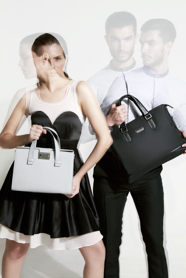 Giorgio Agnelli Campaign #leather #bag
