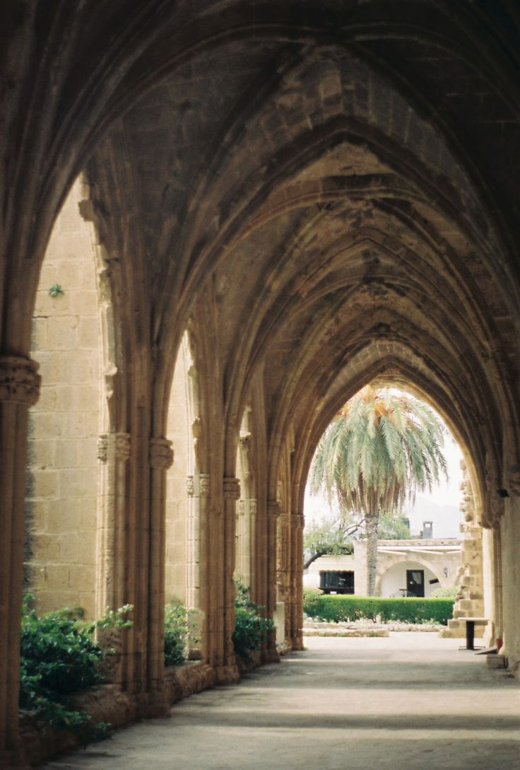 Bellapais Monastery, North Cyprus