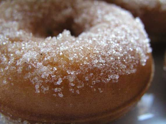 women summer clothes Clean Eating Pumpkin Donuts  need to try these for the fall
