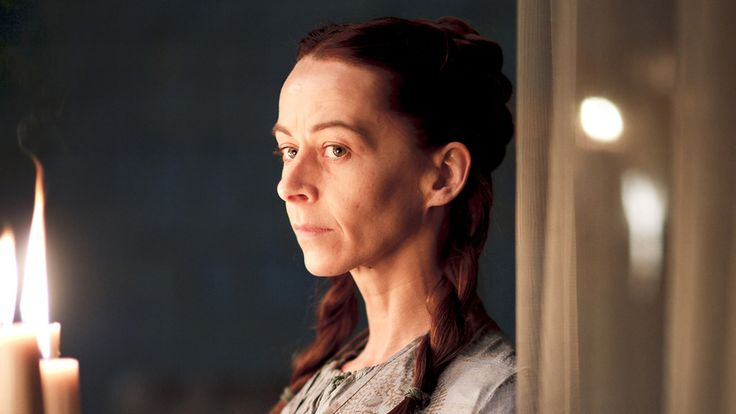 The sister of Catelyn Stark, Lysa Arryn had a difficult and unhappy marriage to the much-older Jon Arryn. Their only child, Robin, was born after a number of miscarriages and stillbirths, and is the most important person in Lysa's life.