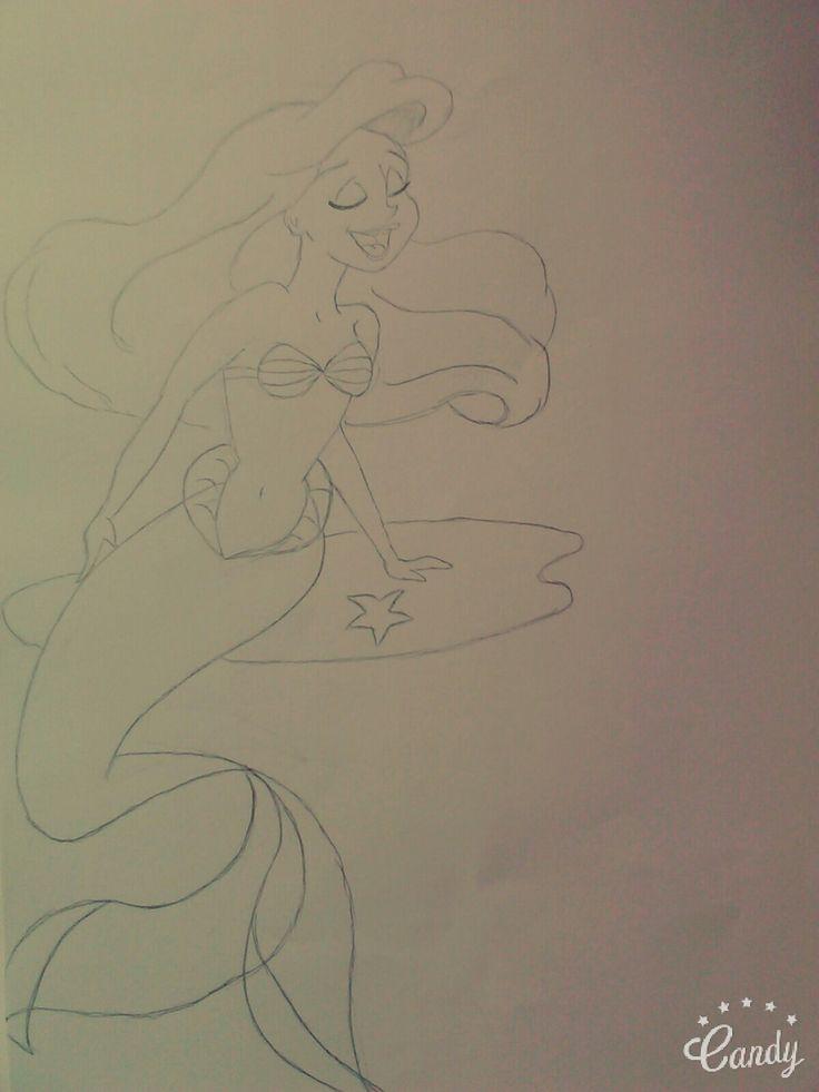 Ariel a kis hableány