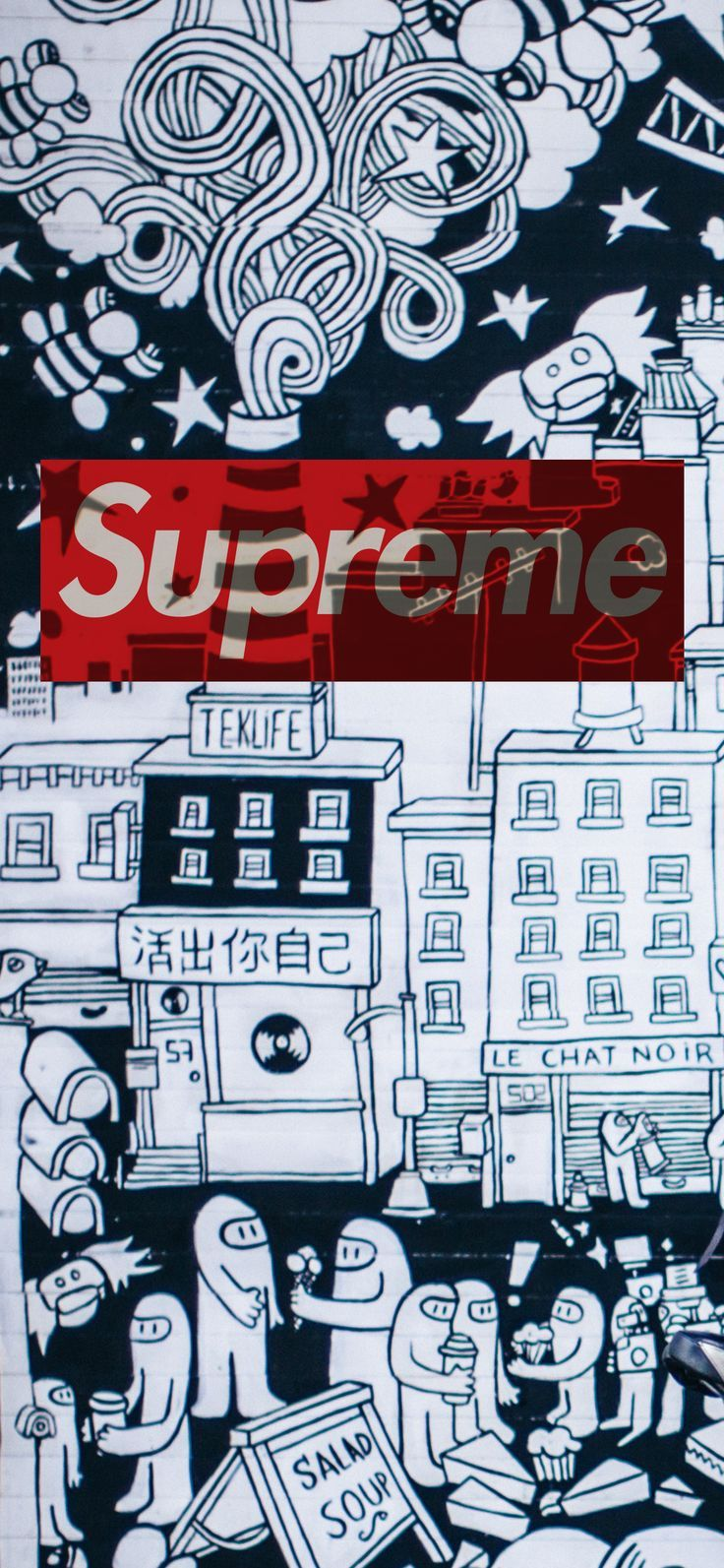 Supreme Cool Iphone Wallpaper Click Here To Download Supreme