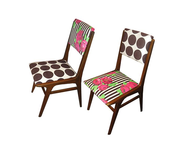 Cadeiras Lenço – Lá na Ladeira