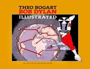 Onlangs verscheen Bob Dylan Illustrated. Theo Bogart, pseudoniem van Theo van den Boogaard, illustreert zes minder gekende Dylannummers. Bogart schept een beeld bij elke tekstregel van deze nummers. Hij past een verscheidenheid aan stijlen toe bij de afbeeldingen. De diversiteit van de gedetailleerde, cartooneske en wazige aquarelachtige tekeningen sluiten goed aan bij de poëtische teksten van Dylan.