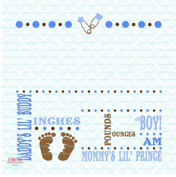 Geburtsanzeige Vorlage Svg Geburt Svg Baby Svg Ankundigung Svg Geburtsdaten Svg Geburtsstatistik Oh B Ankundigung Geburt Geburtsanzeige Geburtsdaten Gebu