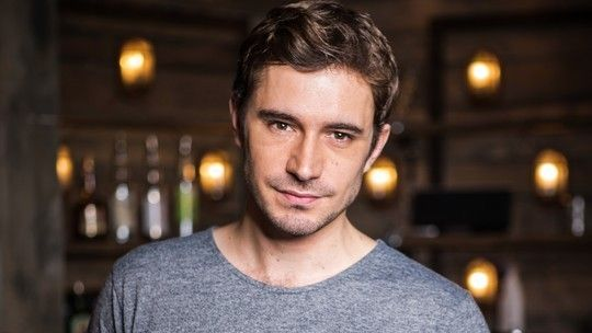 Andy Carver played by Oliver Farnworth - Coronation Street - ITV