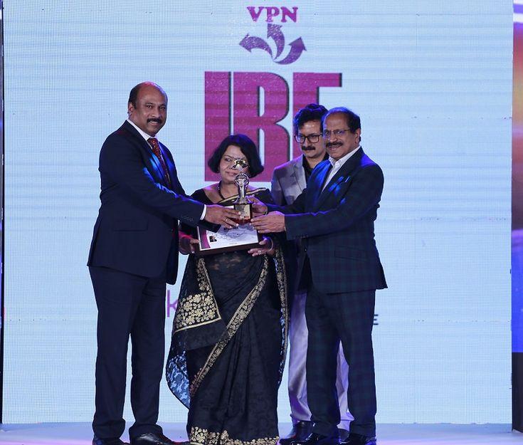 #UAEExchangeIndia, MD Won VPN IBE Award 2016