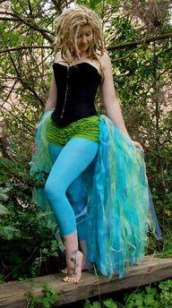 Perfect skirt for seussical bird girls