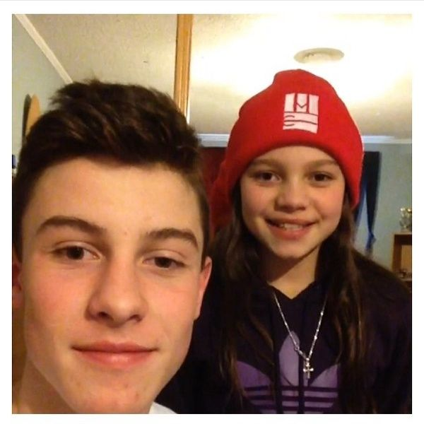Shawn and Aaliyah @camshwn