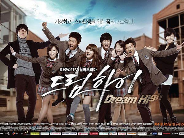 《Dream High》(韓語:드림하이,又名:《星夢高飛》),為KBS自2011年1月3日至3月1日間製播的韓國電視劇。由澤演(2PM)、秀智(Miss A)、金秀賢、恩炡(T-ara)、祐榮(2PM)、IU、嚴基俊、朴振英、裴勇俊、李允芝主演