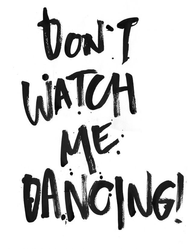 Don't Watch Me Dancing, Wu Agency   Stina Persson   makersmgmt.com