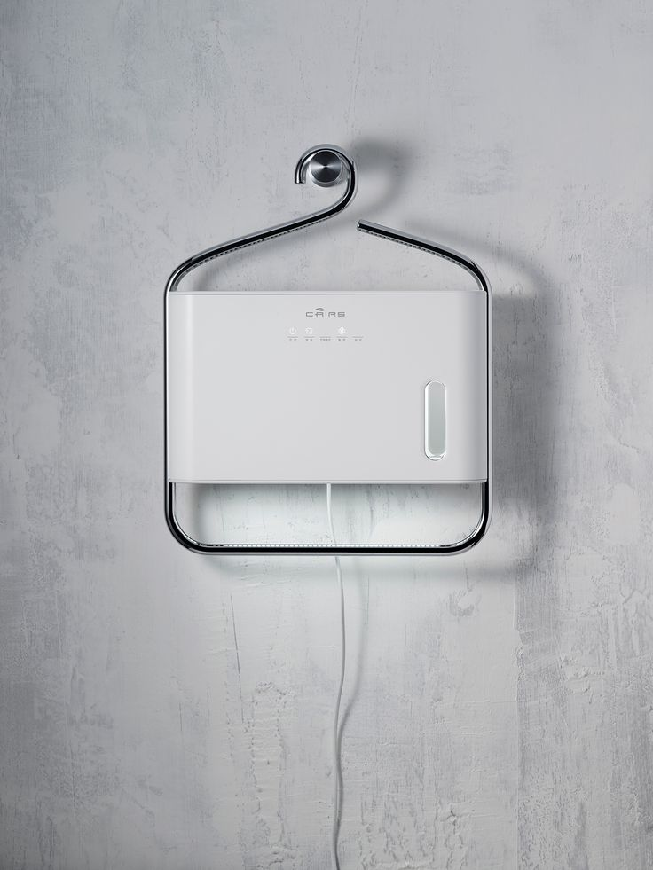 C-hanger is a hanger-type dehumidifier with deodorization and Sterilization function that manages not only clothes but also closet.