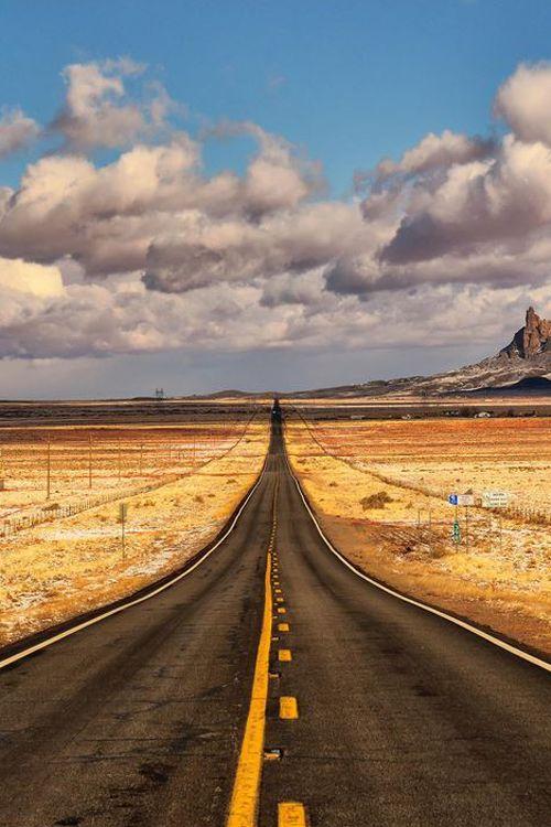 Winter Road Trip | By Jeff R. Clow