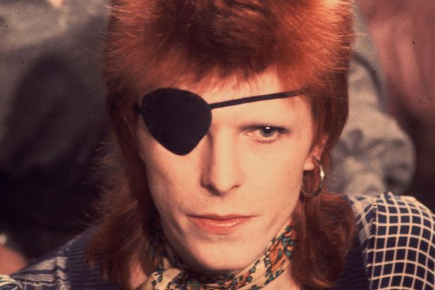 David Bowie wanted the band to push on instinctively