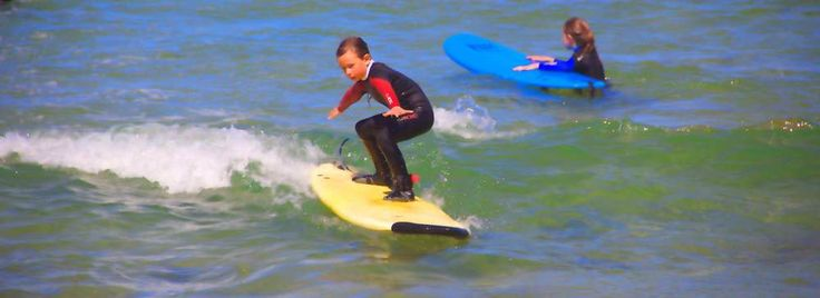 Eva catches a wave, Ericeria, Portugal.