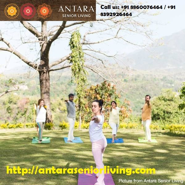 Antara is senior active living community that paces have been planned in a manner all amenities are designed to the highest global senior living norms with a focus on physical and visual comfort, access, ergonomics and circulation. For more information, please visit here http://antaraseniorliving.com