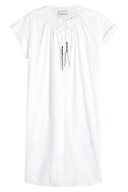 New By Malene Birger Cotton Tunic Dress fashion online. [$181]?@shop.fshdress<<
