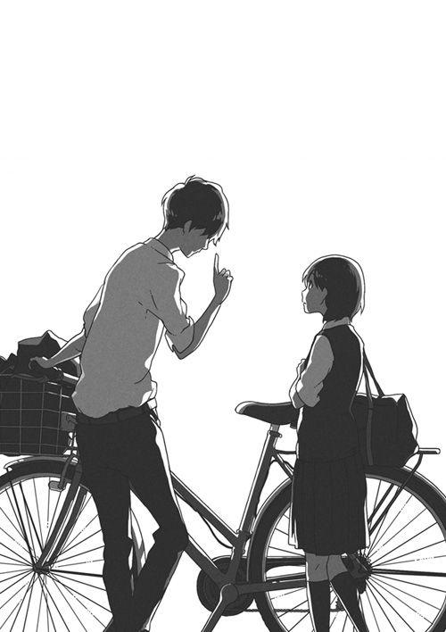 """新潮社『yomyom』vol.30 /「みんなの秘密」(著:畑野智美) I drew the illustration for the story by Tomomi Hatano, featured in the quarterly fiction magazine """"yomyom"""" vol.30."""