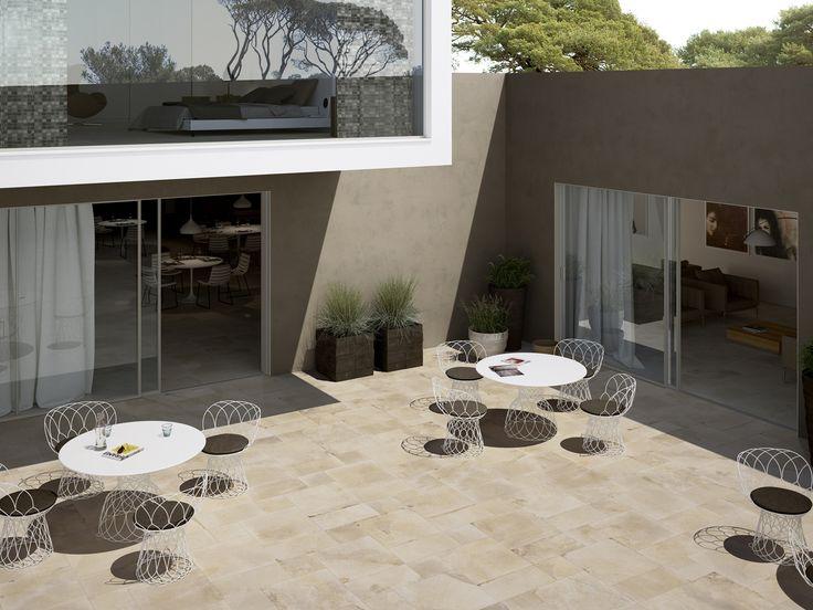 Archistone gres interni esterni effetto pietra