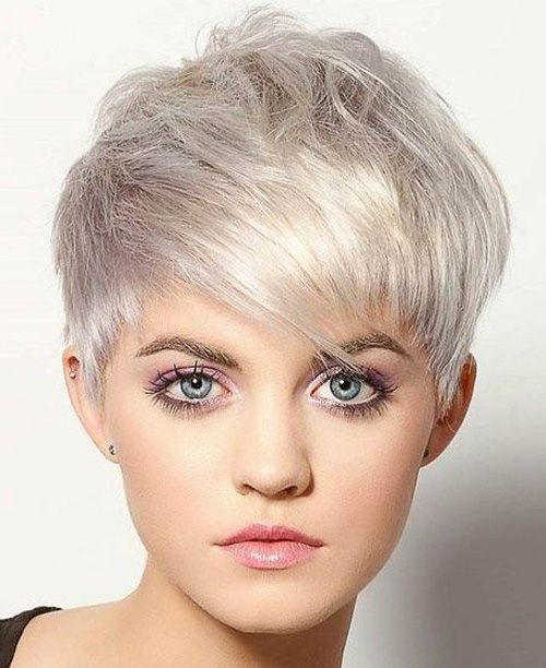 Pixie Hairstyles 2017 for Women
