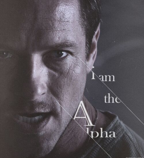 I Am The Alpha - Peter Hale.