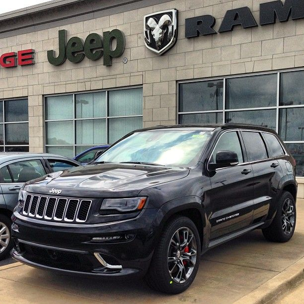 2014 Jeep Grand Cherokee SRT. Love this car!