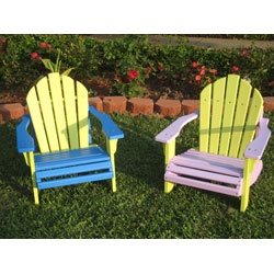 @Overstock   Simple And Adorable, This Stylish Kidu0027s Adirondack Chair Is  Fit For Indoor