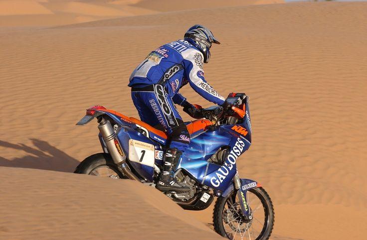 Fabrizio Meoni KTM Dakar 2003