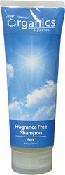 Desert Essence - Fragrance Free Shampoo