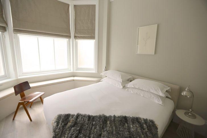 56 Welbeck Street | One Bedroom Apartment Bedroom | Eames chair