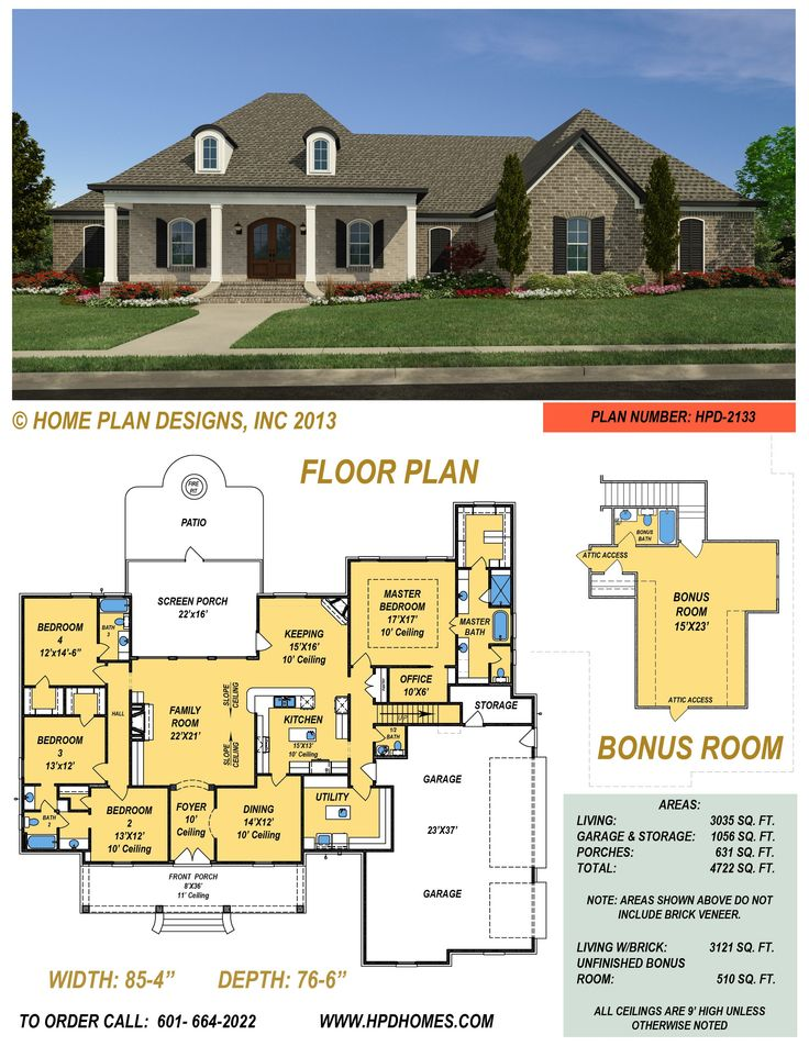 65 best Home Plan Designs images on Pinterest