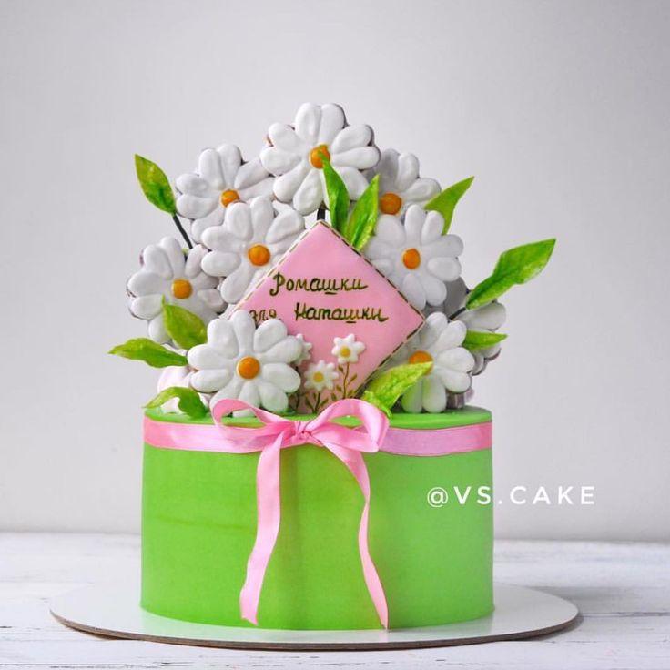 427 отметок «Нравится», 4 комментариев — Cakeideasfoto (@cakeideasfoto) в Instagram: «Repost @vs.cake #cake #cakes #cupcake #cupcakes #cakeart #cakeporn #cakelover #cakedesign…»