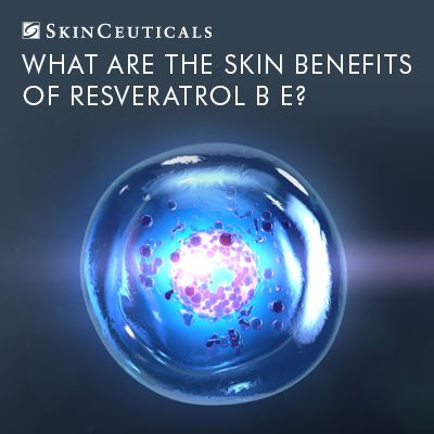 Resveratrol boosts skin's own antioxidant defenses to help repair the visible effects of age-accelerated skin for improved density, elasticity, and radiance. #SkinCeuticals #ResveratrolBE #Skincare @skinmiles http://tinyurl.com/jc88xcq