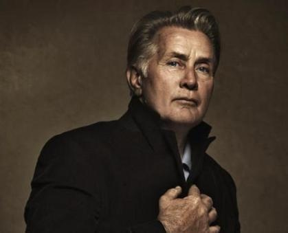 Actor Martin Sheen says his Catholic religion saved him.