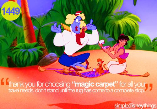 I love when Disney pokes fun at itself. There was an episode of Mickey Mouse Clubhouse that had a similar line in it.