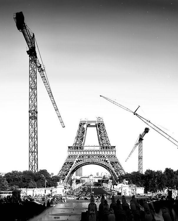 Las 25 mejores ideas sobre fotograf a de torre eiffel en for Creador de la torre eiffel